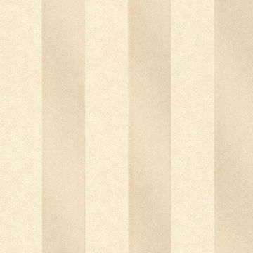 Picture of Magnus Beige Paisely Stripe Wallpaper