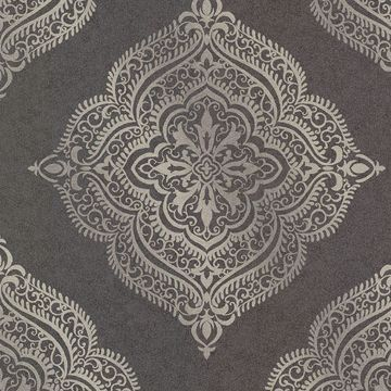 Picture of Capella Charcoal Medallion