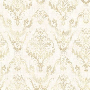 Picture of Wiley Cream Lace Damask