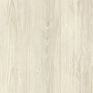 Picture of Cumberland Fog Faux Wood Texture Wallpaper