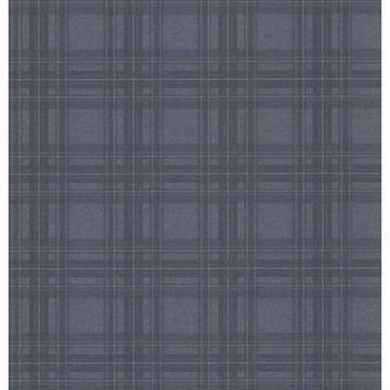 Picture of Fox Hollow Navy Plaid