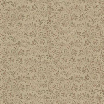 Picture of Sycamore Sage Paisley Wallpaper