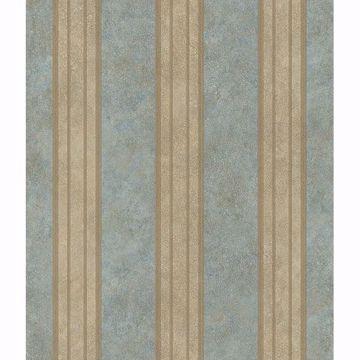 Picture of Sweetwater Aqua Tuscan Stripe