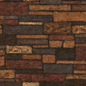 Picture of Clayton Charcoal Stone Texture