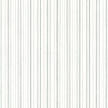 Picture of Anne Teal Ticking Stripe