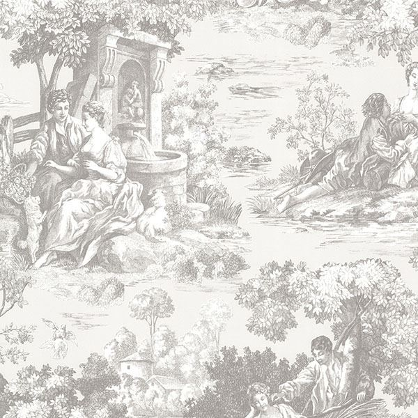 Picture of Isabella Grey Toile