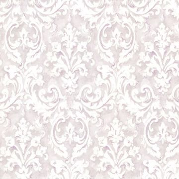 Picture of Aurora Lavender Damask