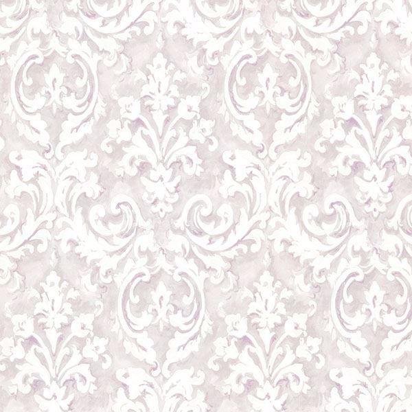 Picture of Aurora Lavender Damask