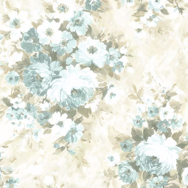 Picture of Belle Blue Floral Bouquet