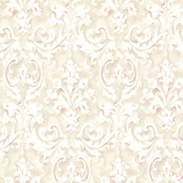 Picture of Aurora Rose Damask