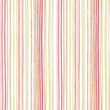 Picture of Estelle Pink Watercolor Stripe