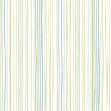 Picture of Estelle Blue Watercolor Stripe