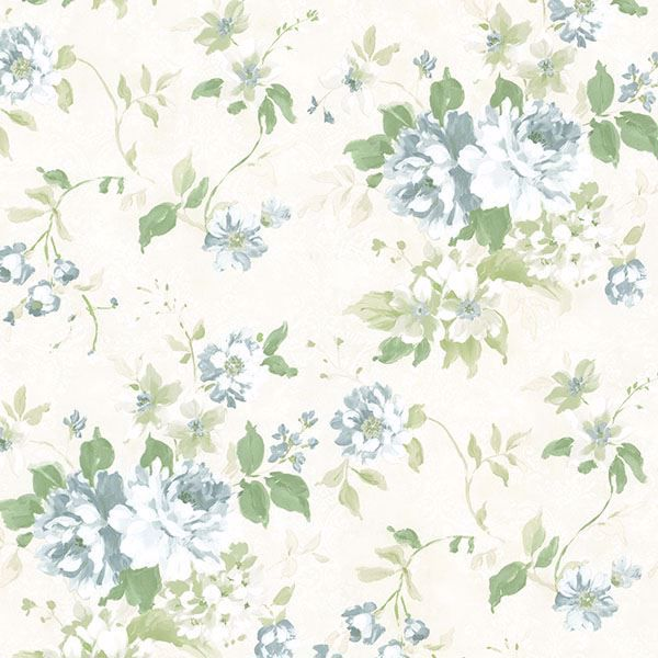 Picture of Eloise Blue Floral