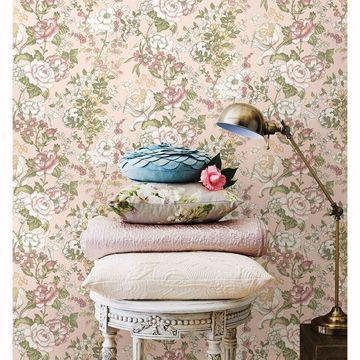 Picture of Ainsley Pink Boho Floral