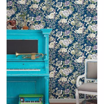 Picture of Ainsley Indigo Boho Floral