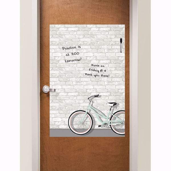 Picture of Enjoy the Ride Dry Erase Message Board