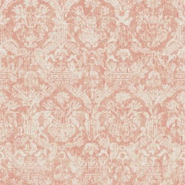 Picture of Lotus Coral Damask