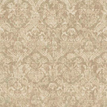 Picture of Lotus Green Damask