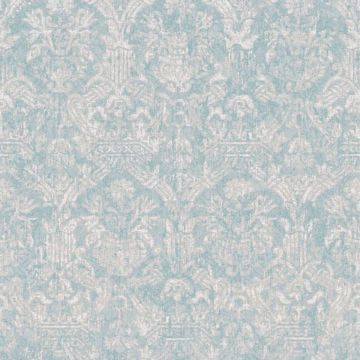 Picture of Lotus Sky  Damask