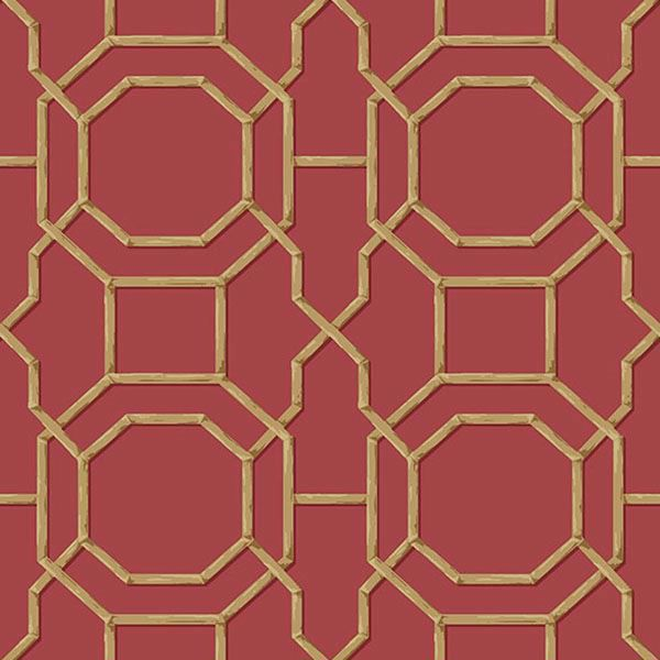 Picture of Summer Red Trellis