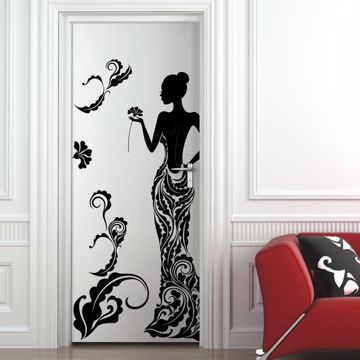 Picture of Silhouette Wall Decals