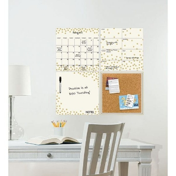 Picture of Gold Confetti Organization Kit