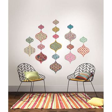 Picture of Boho Chic Wall Art Kit