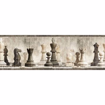 Picture of Albert Grey Chess Border