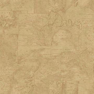 Picture of Conrad Beige Map