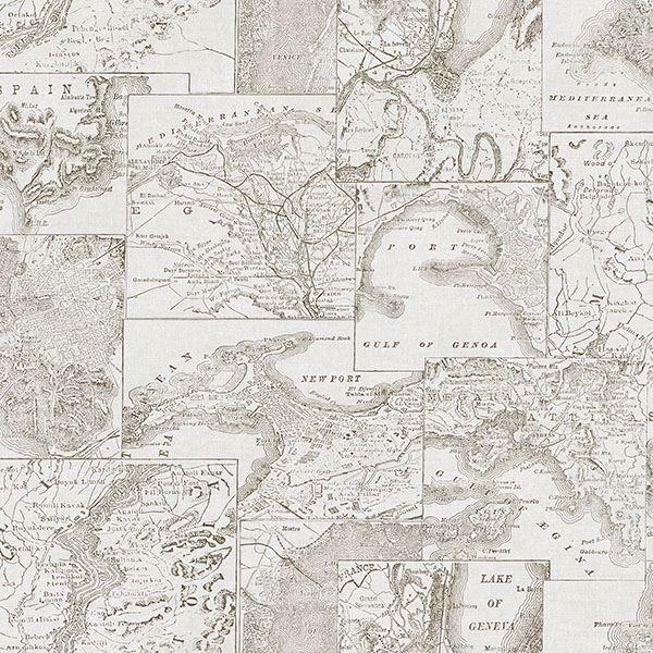 Picture of Conrad Black Map