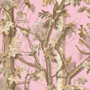 Sawgrass Pink Camo Forest