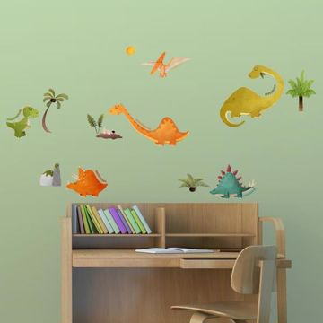 Picture of Dinosaurs Wall Decals