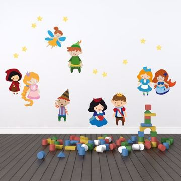 Picture of Tales Wall Decals