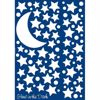 Starry Night Glow in the Dark Wall Decals