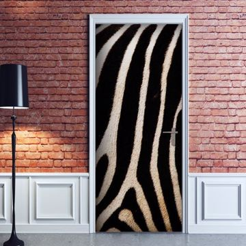 Picture of Zebra Wall Panoramic