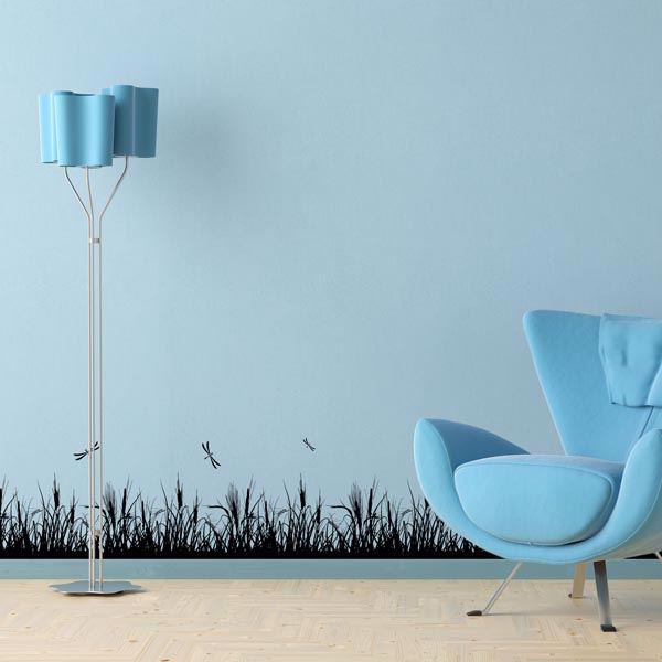 Picture of Dragonflies Border Decal