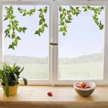 Picture of Ivy Window Decals