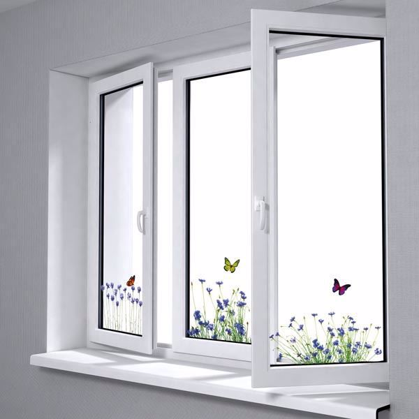 Picture of Spring Window Decals