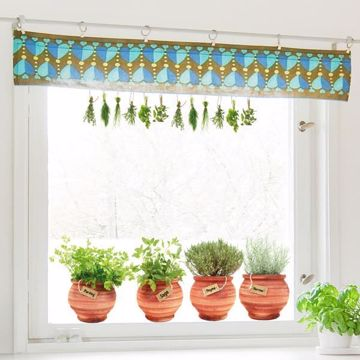 Picture of Pots Window Decals