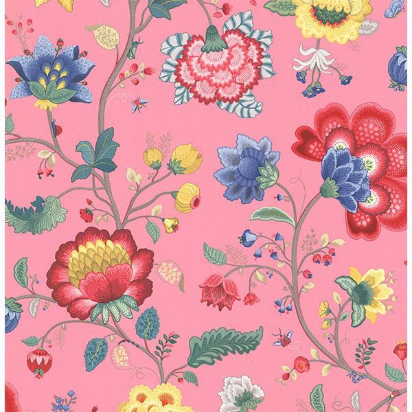 Picture of Epona Pink Floral Fantasy