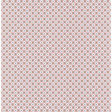 Picture of Eebe Pink Floral Geometric