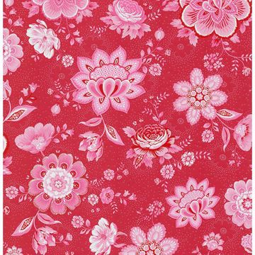 Picture of Kali Red Folklore Chintz