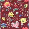 Picture of Epona Burgundy Floral Fantasy