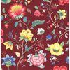 Picture of Epona Burgundy Floral Fantasy