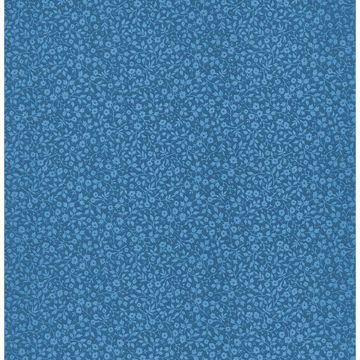 Picture of Gretel Dark Blue Floral Meadow
