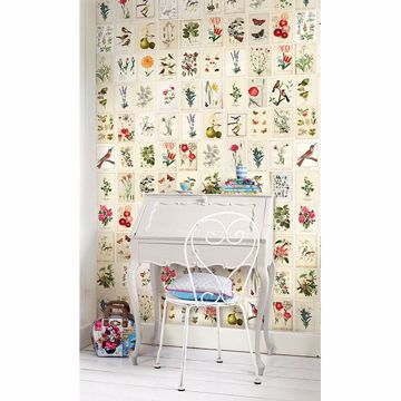 Picture of Botanical Paper Mural