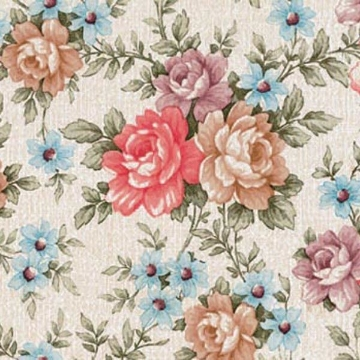 Picture of Romance Floral Adhesive Film