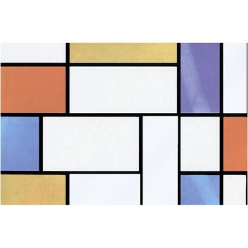 Picture of Mondrian Window Film
