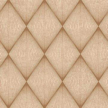 Picture of Enlightenment  Brown Diamond Geometric