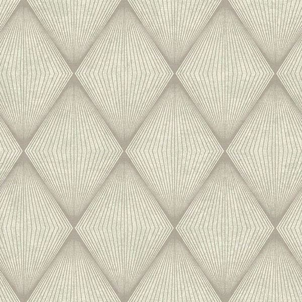 Picture of Enlightenment  Light Grey Diamond Geometric